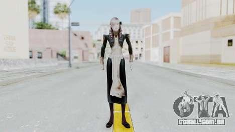 Daniella para GTA San Andreas segunda tela