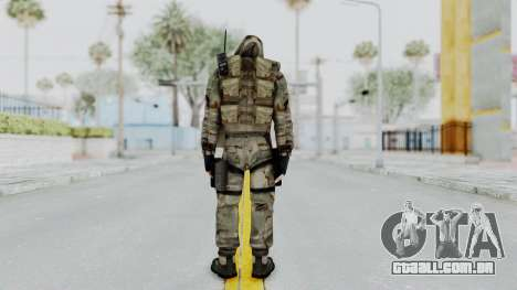Hodeed SAS 8 para GTA San Andreas terceira tela