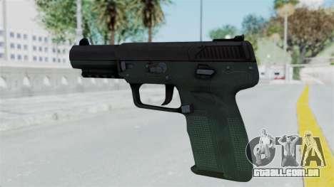 FN57 para GTA San Andreas segunda tela