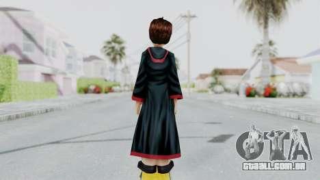 Harry Potter para GTA San Andreas terceira tela
