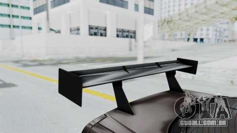 Nissan Skyline R34 GTR 2002 V-Spec II S-Tune para GTA San Andreas vista interior
