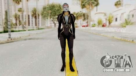 Mass Effect 2 Samara Black para GTA San Andreas segunda tela