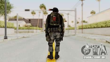 Battery Online Soldier 2 para GTA San Andreas terceira tela