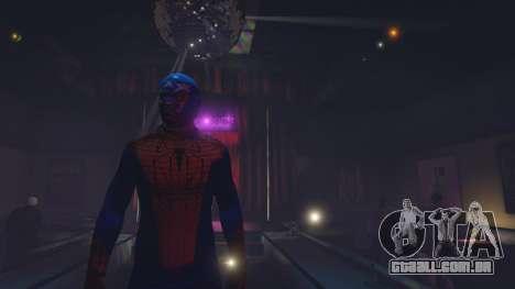 Amazing Spiderman para GTA 5