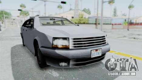 GTA LCS Sindacco Argento v2 para GTA San Andreas vista direita
