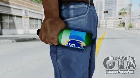 EFES Broken Bottle para GTA San Andreas terceira tela