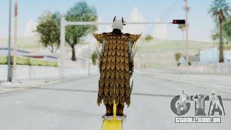 N Daguva Zeba para GTA San Andreas terceira tela