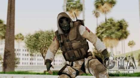 Hodeed SAS 10 para GTA San Andreas