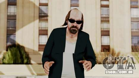 Kane And Lynch 2 - Lynch 1st Mission para GTA San Andreas