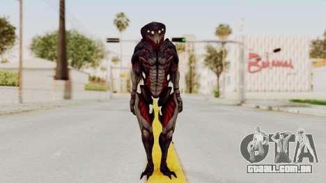 Mass Effect 3 Collector Trooper para GTA San Andreas segunda tela