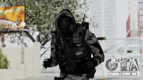 Hodeed SAS 3 para GTA San Andreas