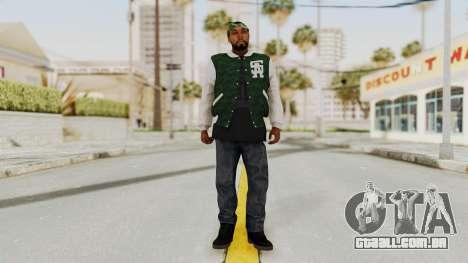 GTA 5 Families Gang Mamber 1 para GTA San Andreas segunda tela
