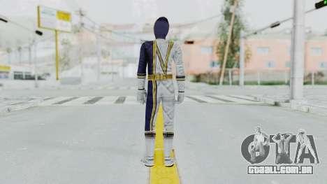 Power Rangers S.P.D - Omega para GTA San Andreas terceira tela