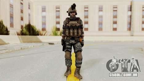 Battery Online Soldier 1 v2 para GTA San Andreas segunda tela