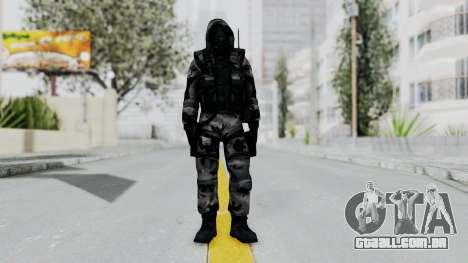 Hodeed SAS 3 para GTA San Andreas segunda tela