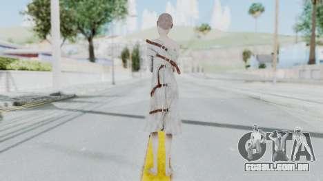 Alice LBL Asylum Returns para GTA San Andreas terceira tela