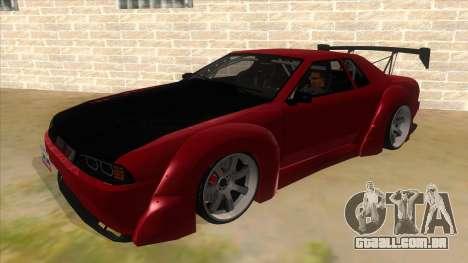 Elegy Tio Sam Style para GTA San Andreas
