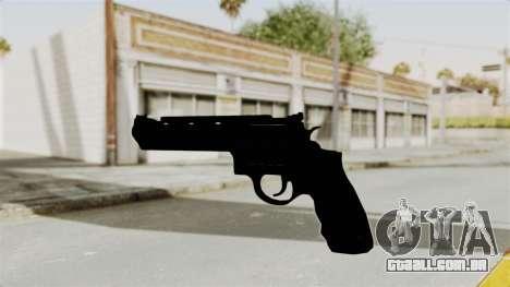 44 Magnum para GTA San Andreas terceira tela