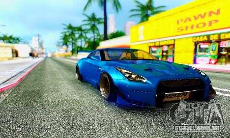 ENB B.M.S. para GTA San Andreas