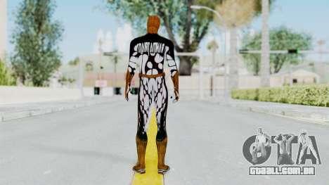 SpiderMan Indonesia Version para GTA San Andreas terceira tela