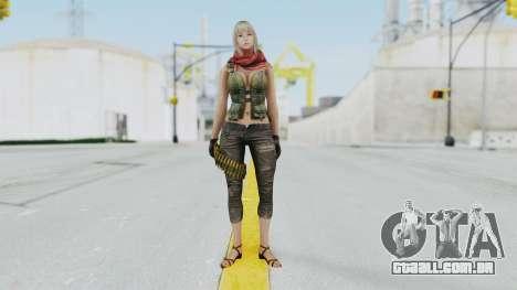 Counter Strike Online 2 - Mila para GTA San Andreas segunda tela
