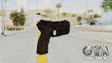 Black Ops 3 - MR6 Pistol para GTA San Andreas segunda tela