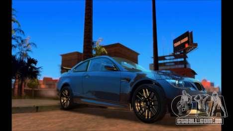 ENB NVIDIA 5.0 FINAL para GTA San Andreas segunda tela
