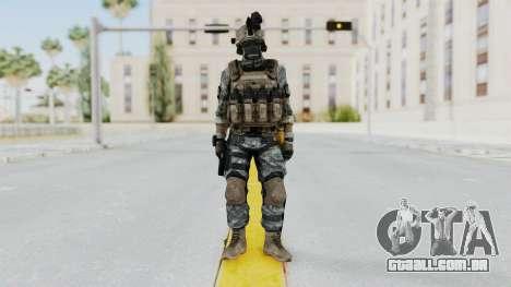 Battery Online Soldier 5 v1 para GTA San Andreas segunda tela