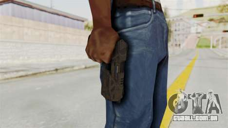 Black Ops 3 - MR6 Pistol para GTA San Andreas terceira tela