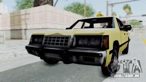GTA Vice City - Taxi para GTA San Andreas