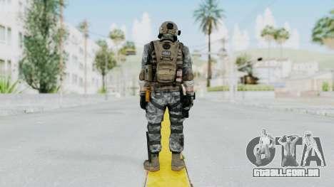Battery Online Soldier 5 v1 para GTA San Andreas terceira tela