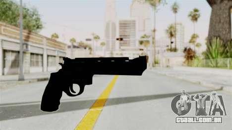 44 Magnum para GTA San Andreas segunda tela