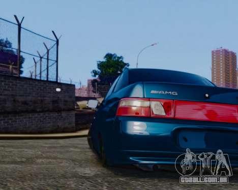 VAZ 2110 para GTA 4 vista direita