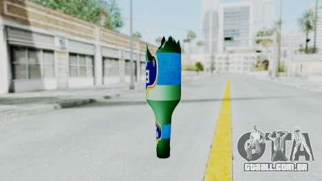 EFES Broken Bottle para GTA San Andreas segunda tela