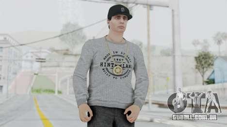 Lowriders Custom Classics DLC Male para GTA San Andreas