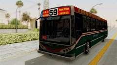 Metalpar Iguazu MB-1718L-SB Linea 59 para GTA San Andreas