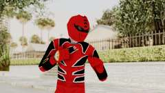 Power Rangers Jungle Fury - Red