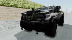 Advanced Warfare Tactical Pickup para GTA San Andreas