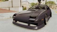 Mazda RX-7 1990 (FC3S) Cordelia Glauca Itasha para GTA San Andreas