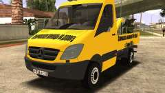 Mersedes-Benz Sprinter Towtruck