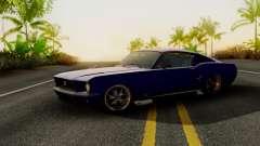 Ford Mustang Fast_back para GTA San Andreas