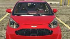 2011 Aston Martin Cygnet 1.0 [Replace]