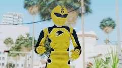 Power Rangers Jungle Fury - Yellow