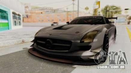 Mercedes-Benz SLS AMG GT3 PJ1 para GTA San Andreas
