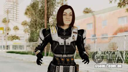 Mass Effect 3 Miranda Short Hair Ajax Armor para GTA San Andreas