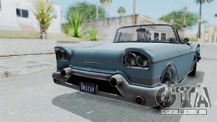 GTA 5 Declasse Tornado No Bobbles and Plaques para GTA San Andreas