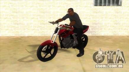 Honda Twister Stunt para GTA San Andreas