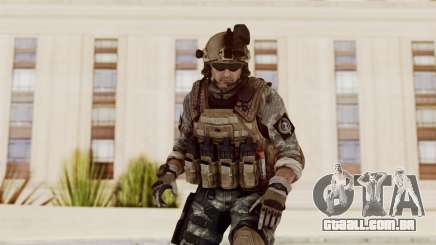 Battery Online Soldier 1 v2 para GTA San Andreas