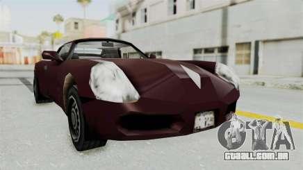 GTA 3 Stinger para GTA San Andreas