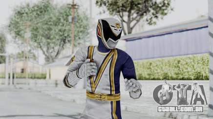 Power Rangers S.P.D - Omega para GTA San Andreas